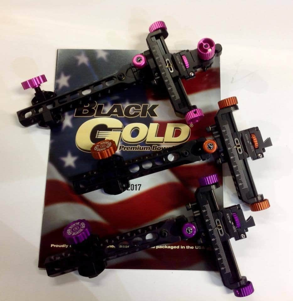 Black Gold competition sight