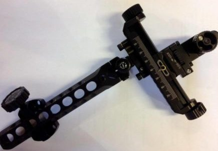 Black Gold competition sight black