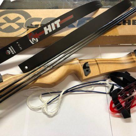 Kinetic Limbs ILF Galactic Carbon/ Wood - Elite archery Europe