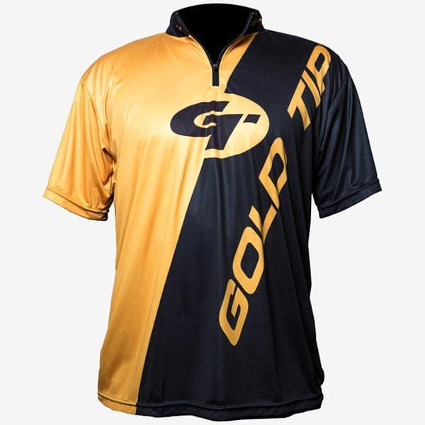 Gold Tip Shirt Jersey Elite Archery Europe