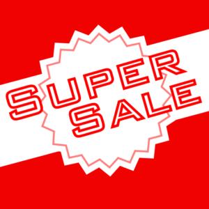 Super Sale !!